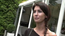 Ewa Mielnicka (Miss Polski 2014) chce przekonywać do badań profilaktycznych. Jej ojciec jest ciężko chory
