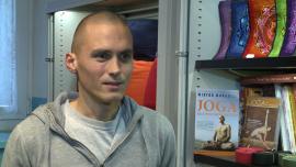 Najpierw multimedialny podręcznik na DVD, teraz książka. Wiktor Morgulec zachęca Polaków do uprawiania jogi!