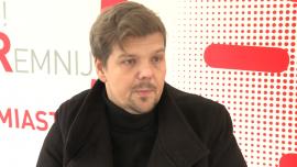 Michał Figurski: Nie jestem bohaterem. Moją siłą napędową jest strach