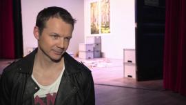 Lesław Żurek: Kreując postać Ryszarda Petru, byłem ciekaw do jakiego podobieństwa mogę dojść. Cieszę się z efektu i mam nadzieję, że pan Ryszard też