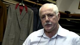 Zagraniczni klienci coraz częściej szyją u polskich krawców