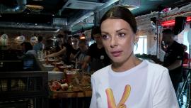 Katarzyna Glinka: muszę się bardzo dobrze przygotować fizycznie do nowej roli w teatrze
