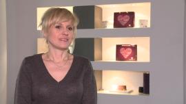 Aleksandra Woźniak prowadzi rozmowy z producentami na temat roli w niemieckim filmie