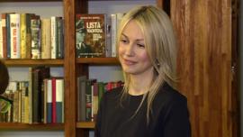 Magdalena Ogórek: Bardzo się spełniam w pracy dziennikarki. Mam już też pomysły na kolejne książki