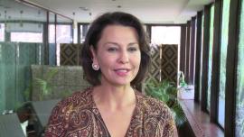 """Anna Popek: w mojej książce """"Piękna pięćdziesiątka"""" chciałam uchwycić moment przełomu w moim życiu News powiązane z Izba Gospodarcza Farmacja Polsk"""