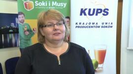 Polacy spożywają zaledwie litr soku miesięcznie. Eksperci zachęcają do zmiany nawyków żywieniowych