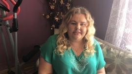 Kinga Zawodnik: Uświadomiłam sobie, że moja waga zagraża mojemu życiu i zdrowiu. Udało mi się już zrzucić kilkanaście kilogramów