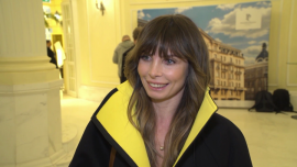 Agnieszka Dygant: Jestem trochę wkręcona w modę. Wpływa ona na mnie