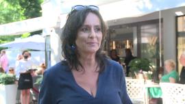 Anna Korcz: Nie czuję się jak babcia, dlatego że mam jeszcze 10-letniego syna. Hormony każące czekać na wnuka jeszcze są uśpione