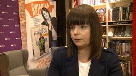 Karolina Korwin-Piotrowska: media lansują kretynów na gwiazdy