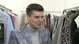 Łukasz Verra: za 10 lat widzę się jako właściciela dużego domu mody, jako dość poważną ikonę w tej branży