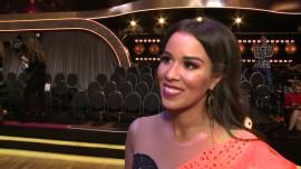 """Tamara Gonzalez Perea: Nie mam wolnego czasu. Jest bardzo ciężko, ale wkładam w """"Taniec z Gwiazdami"""" całe serce i staram się 600 proc. temu poświęcić"""