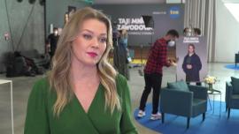 """Tamara Arciuch: Teraz pracuję dużo więcej niż przed pandemią. Myślenie o sobie """"jestem gwiazdą i czekam"""" jest błędne"""
