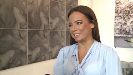 Anna Mucha: w moim mieszkaniu jest włoska kuchnia i szwedzkie meble, bo to są polskie pieniądze