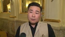 Bilguun Ariunbaatar: miałem depresję. Zacząłem chodzić na terapię, bo mam córkę, o którą muszę dbać