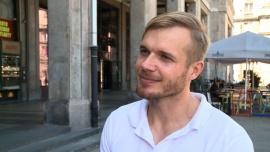 Tomasz Ciachorowski: Mam bardzo dobre relacje z rodzicami. Chociaż w dzieciństwie brakowało mi ich obecności