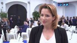 Anna Dereszowska: trzeba pozwalać kobietom się rozwijać i nie wywierać presji, żeby realizowały się tylko rodzinnie