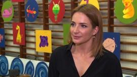 Anna Dereszowska: W szkole podstawowej wyczekiwałam początku roku szkolnego. W liceum już mniej