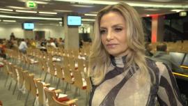 Maja Frykowska: Nie domagam się odszkodowania od Quentina Tarantino. Jego film mnie wzruszył