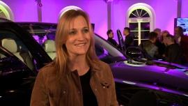 Iwona Guzowska: Przy wyborze auta kieruję się przede wszystkim potrzebami i możliwościami finansowymi. Najważniejszy jest moc silnika i spalanie, a dopiero później wygląd