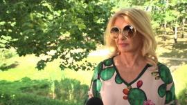 Majka Jeżowska: Większość moich koleżanek już jest babciami, ale ja im nie zazdroszczę. Nie jestem jeszcze gotowa do tej roli, sama chcę czerpać z życia