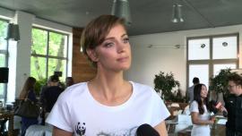 Renata Kaczoruk: nie jeździłam samochodem do trzydziestego roku życia. To z dbałości o środowisko