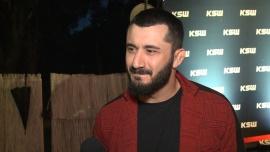 Mamed Khalidov: Żona jest nieodłącznym elementem mojego życia sportowego. Bardzo mocno mnie w tym wspiera