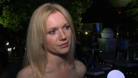 Joanna Majstrak: wolę byc sama niż z byle jakim mężczyzną