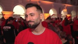 Rafał Maślak: W przyszłym roku chciałbym zrobić wigilię u nas. Budujemy dom i na Wielkanoc będziemy mieszkać u siebie