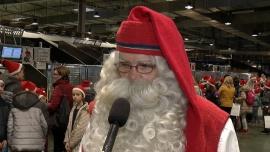 Święty Mikołaj: Najwięcej listów pochodzi z Polski. Dzieci proszą w nich często o dobrą atmosferę w domu i szkole News powiązane z Poczta Polska