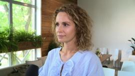 Monika Mrozowska: mam świadomość, że jestem na tej planecie tylko na chwilę i nie chcę zostawić po sobie bałaganu