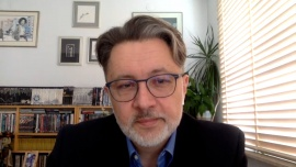 Michał Rusinek: Po pandemii będziemy się ściskać na ulicy. Pokolenie koronialsów, które nie zna innej rzeczywistości niż ta online, może mieć jednak problemy