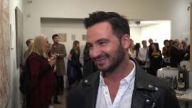 Stefano Terrazzino: Nie jestem taki adonis. Nie wiem, czy bym był ciekawym obiektem dla malarza