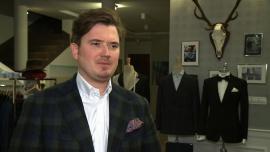 Zagraniczni klienci chętnie szyją garnitury w polskich atelier. Głównie ze względu na wysoką jakość usług i przystępne ceny