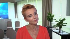 Katarzyna Zielińska: Uwielbiam jeździć na rowerze. Pomaga mi to odciążyć głowę i pozbyć się stresu