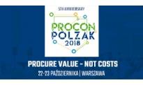 PROCON/POLZAK 2018 Procurement Conference