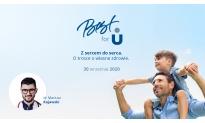 """Webinar """"Best for U"""": Z sercem do serca. O trosce o własne zdrowie."""