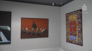 Relacja: Sztuka to wartość. Z kolekcji PKO Banku Polskiego . Wystawa w Muzeum Narodowym w Warszawie