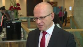 L. Sobolewski: GPW w Warszawie jest liderem w Europie Środkowej i Wschodniej, ale do miana regionalnego centrum finansowego wiele jej brakuje