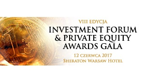 "Konferencji ""Investment Forum & Private Equity Awards Gala"" Biuro prasowe"