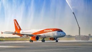 Warszawa 158. portem lotniczym w siatce połączeń easyJet Biuro prasowe