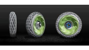 Goodyear prezentuje Oxygene - koncepcyjną oponę wspierającą czystszą motoryzację