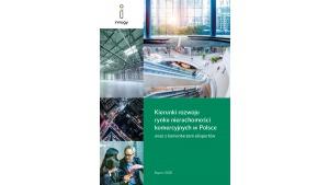 Kierunki rozwoju rynku nieruchomości komercyjnych w Polsce. Raport innogy Polska Biuro prasowe
