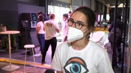 Mobile World Congress w Barcelonie: Pierwszy na świecie ekspres do kawy sterowany wzrokiem. Technologia sprawdzi się także w medycynie czy transporcie