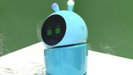 Wyposażony w sztuczną inteligencję robot pomoże dzieciom w rozwoju. Będzie uczył rozwiązywania zagadek oraz języków obcych