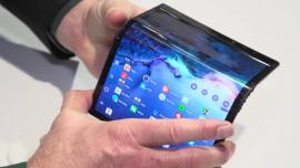 CES 2019: Elastyczne ekrany przyszłością smartfonów i telewizorów. Pierwszy zginany telefon trafia do sprzedaży w Chinach, w Europie pojawi się pod koniec roku