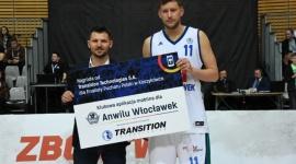 Finalista Pucharu Polski w koszykówce - Anwil Włocławek z aplikacją dla fanów