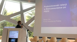 Europ Assistance partnerem merytorycznym XI Kongresu Bancassurance Biuro prasowe