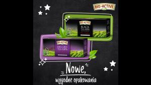 Najlepsze gatunki herbaty od marki Big-Acitve – portfolio herbat czarnych Biuro prasowe