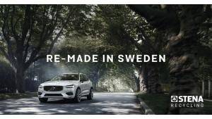 Re – made in Sweden. Stena Recycling i Volvo Cars ze wspólną kampanią